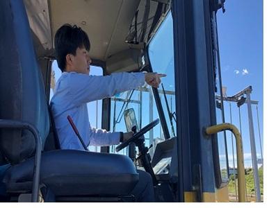 埼玉県・古谷自動車教習所・教習の様子