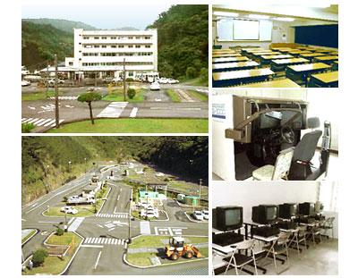 奄美自動車学校の教習所写真
