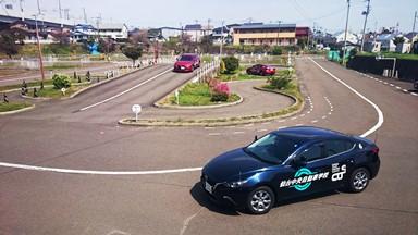 仙台中央自動車学校の教習所写真