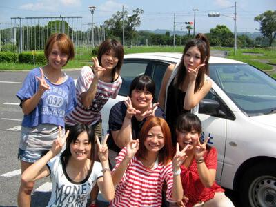 〜 【合宿】普通車AT 相部屋