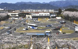 小田原ドライビングスクールの教習所写真