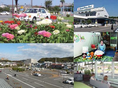 横須賀ドライビングスクールの教習所写真
