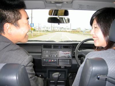 富山中部自動車学校の教習所写真