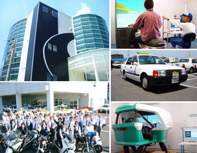 大阪香里自動車教習所の教習所写真