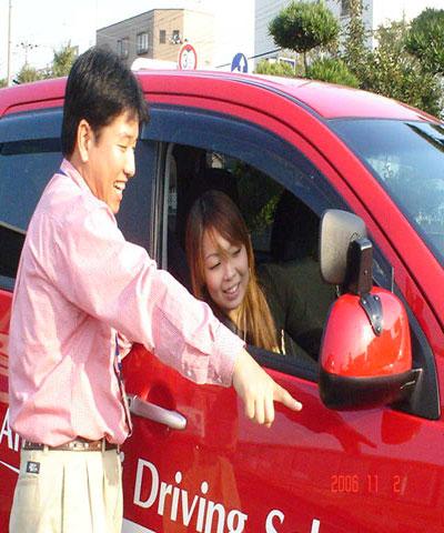 尼崎ドライブスクールの教習所写真