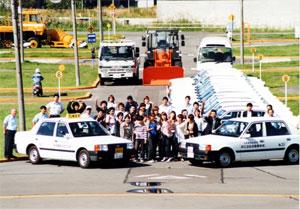 学校 沼田 自動車