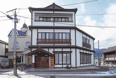 遠野ドライビングスクール:増田旅館