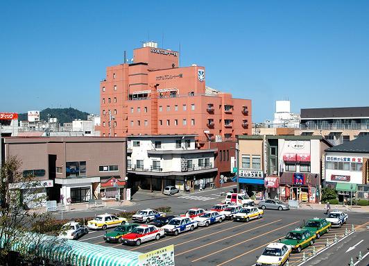 平泉ドライビングスクール:ホテルサンルート一関