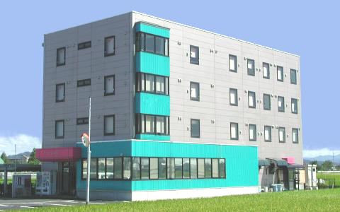 白根中央自動車学校:ル・カルフール
