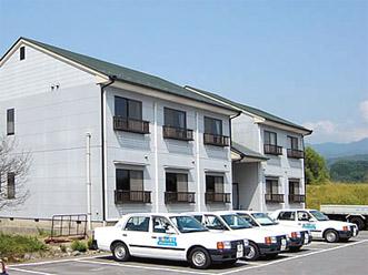 南信州 天竜自動車学校:校内宿舎