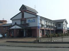 中条自動車学校・at!inn 中条 村上屋旅館