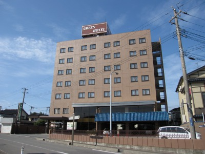 出羽自動車教習所:酒田グリーンホテル
