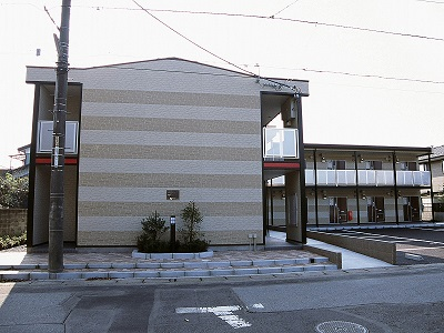 小金井自動車学校・レオパレス サンベルメーユ(女性寮)