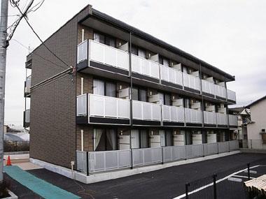 湘南センチュリーモータースクール・レオパレス インスパイヤ(男性宿舎)