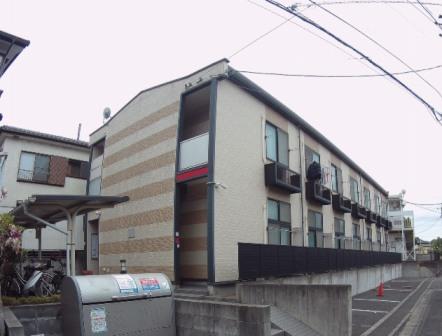 湘南センチュリーモータースクール・レオパレス イングランドシー(女性宿舎)