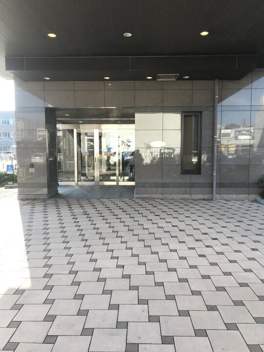 敦賀自動車学校:ホテルルートイン敦賀駅前(本館)(写真はイメージです)
