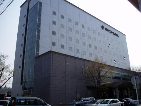 平鹿自動車学校:横手セントラルホテル(写真はイメージです)