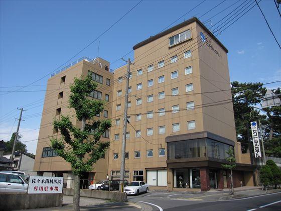 出羽自動車教習所:さかたセントラルホテル(写真はイメージです)