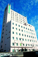 出羽自動車教習所:ホテルイン酒田駅前