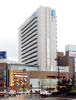 新潟中央自動車学校・東横イン新潟駅前