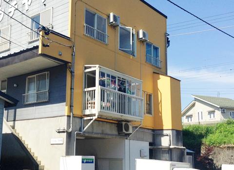 越後湯沢 六日町自動車学校・パンションウチヤマ