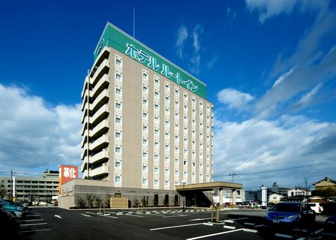 七尾自動車学校・ホテル ルートイン 七尾駅東