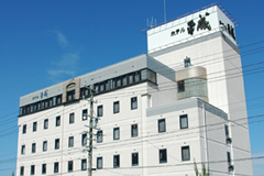 上地自動車学校・ホテル平成