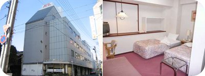 鳥取県東部自動車学校・ホテルなしょなる