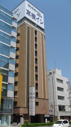 松江・島根自動車学校・東横イン松江駅前