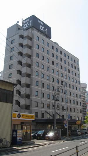 松江・島根自動車学校・ホテルα-1第二松江