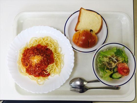 京都府・峰山自動車学校・食事例