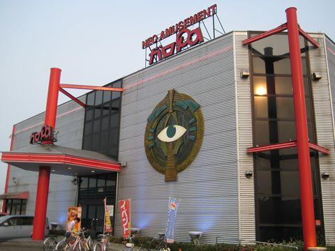 新潟県・新潟中央自動車学校・ショッピングモール