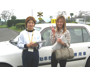 千葉県・かずさ自動車教習所