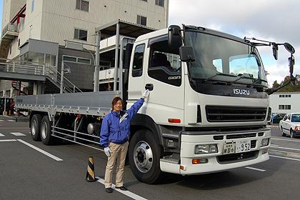 岡山県・勝英自動車学校・教習の様子