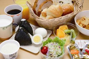 コンフォート朝食