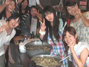 山形名物芋煮会