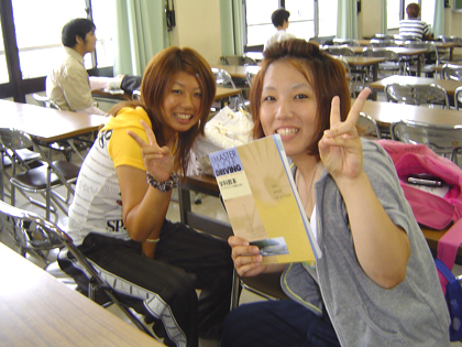 教習生スナップ3