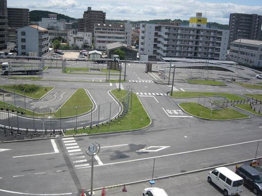 倉敷マスカット自動車学校・場内コース