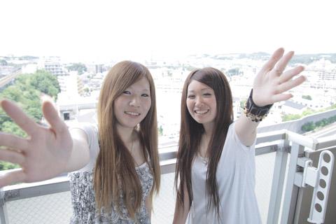 神戸西インター自動車学校の女性宿舎!