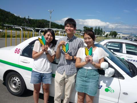 山形県:マツキドライビングスクール 村山校はこんなところ!