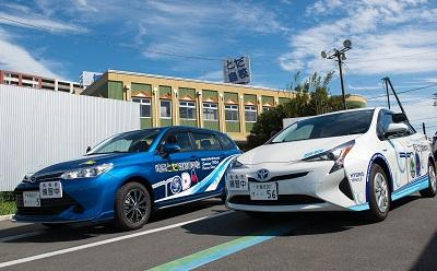 埼玉とだ自動車学校の教習所写真