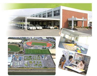広島中央自動車学校の教習所写真