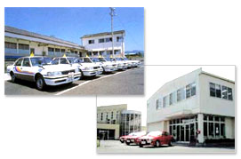 亀の井自動車学校 鶴崎の教習所写真