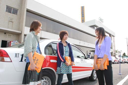 備前自動車岡山教習所の写真